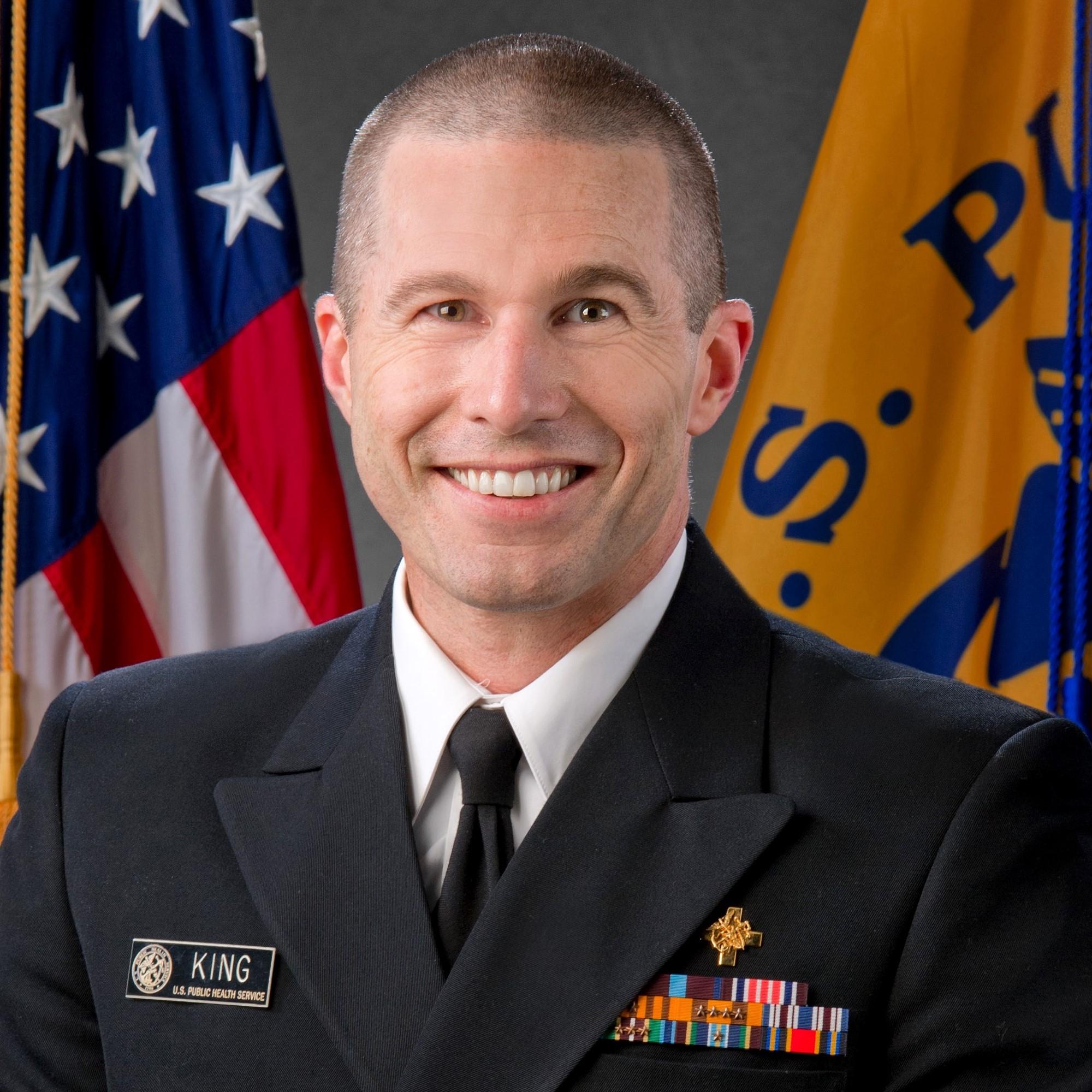 NCFADS Speaker Captain Michael King